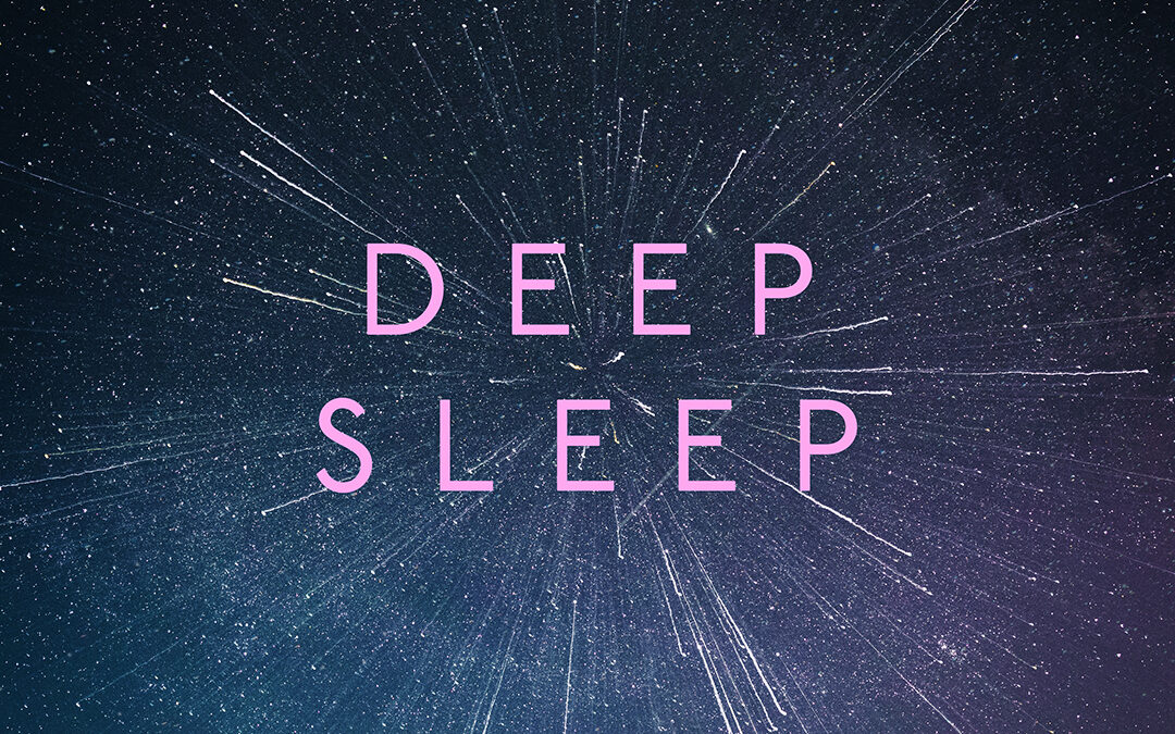 How to get deep sleep